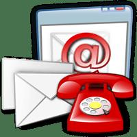 Telefoon, adres, email (Urgent!)